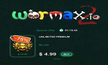 wormax2.io special offer